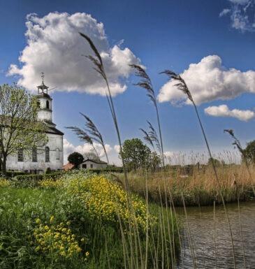 Witte Kerkje Simonshaven 3mei2018 Foto Peter de Jong©2018