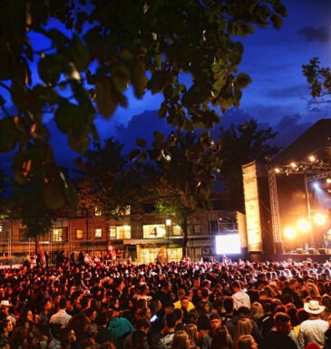 JONNA FRASER & BAND Spijkenissefestival 2019 31 augustus 2019 Spijkenisse/Dorpsplein  Foto Peter de Jong©2019